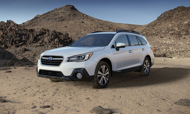 26acc4ad4999 All-new 2018 Subaru Outback Gallery