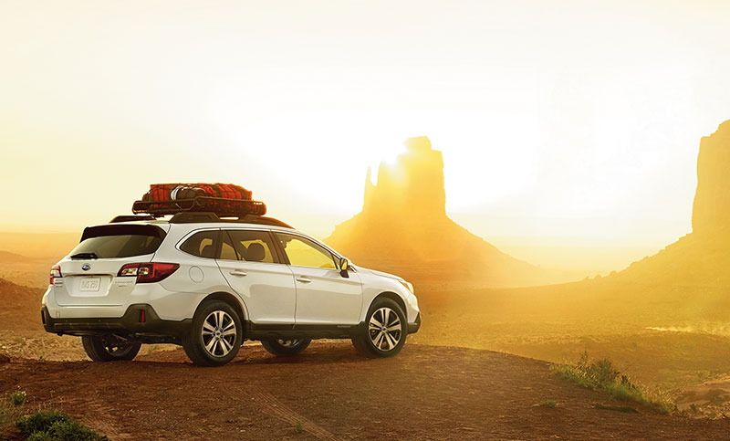 <br>Start planning your next adventure now—every Outback comes standard with Subaru Symmetrical All-Wheel Drive and the proven durability<sup>1</sup> Subaru vehicles are known for.<br><br>