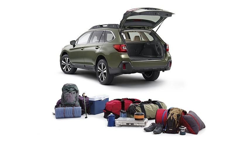 See The Cargo Versatility Of The 2019 Subaru Outback