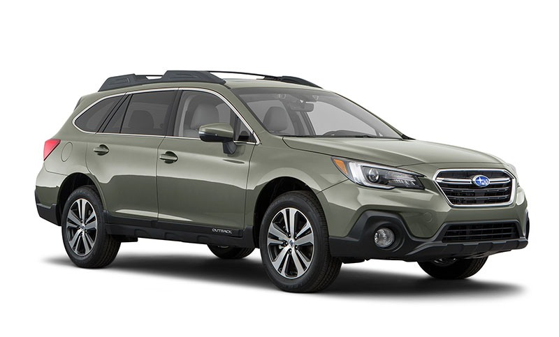 Try On The 2019 Subaru Outback Exterior Color Options
