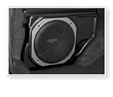 10-Inch Powered Subwoofer