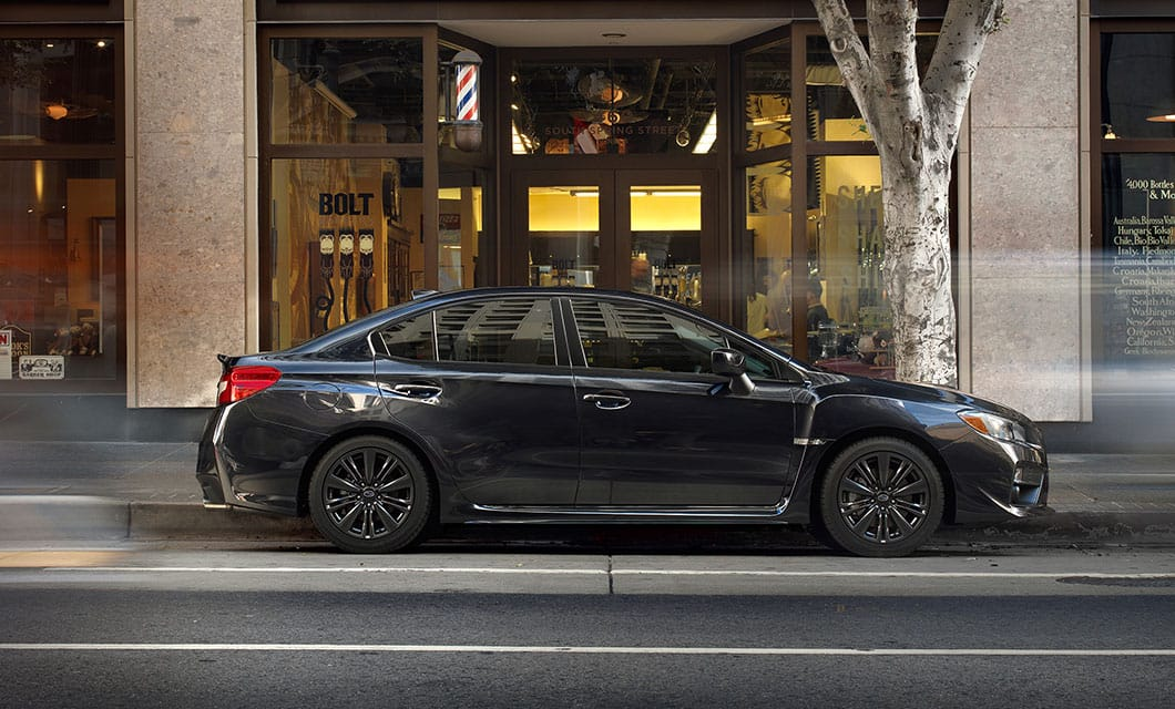 <br>With its 268-horsepower 2.0-liter Direct-Injection Turbocharged SUBARU BOXER® engine, the WRX is a potent performer.<br><br><br>