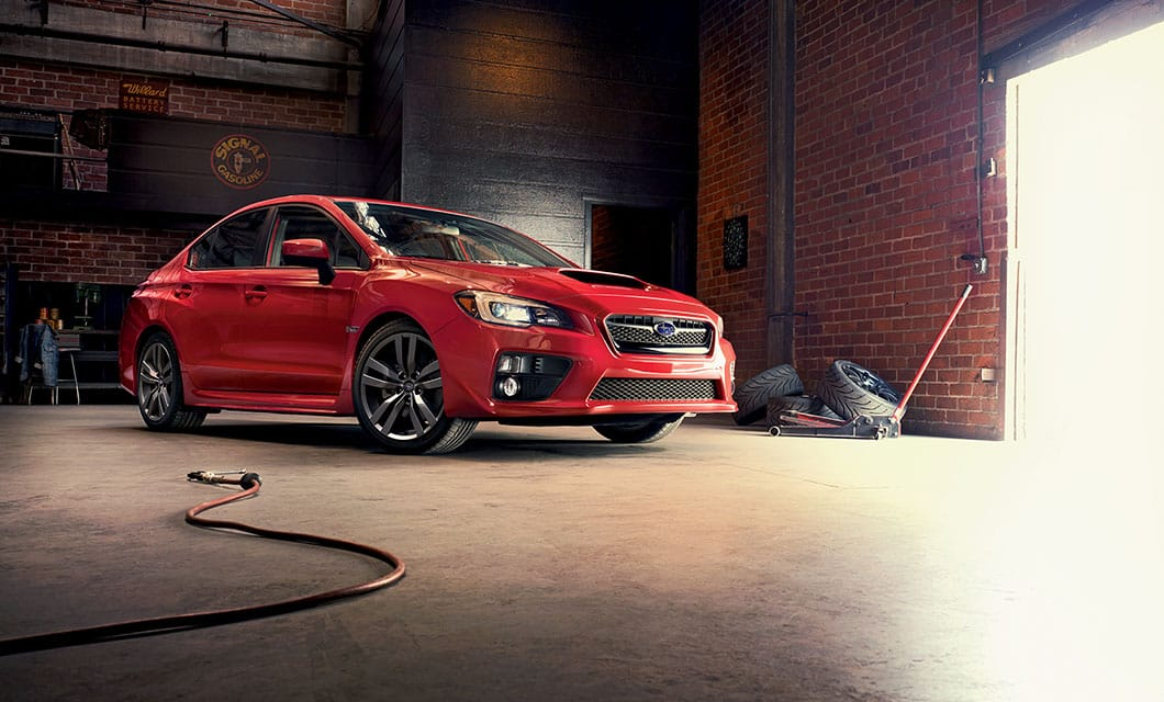 <br>The WRX is quickly gaining a cult following. Pound for pound, it's known as one of the most dynamic performance cars on the road today.<br><br><br>
