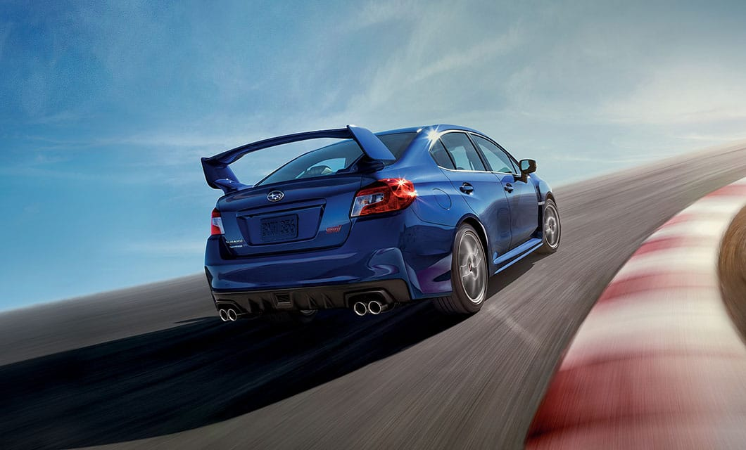 <br>Vehicle Dynamics Control with Active Torque Vectoring helps drivers steer the WRX STI through corners with more confidence and control.<br><br><br>