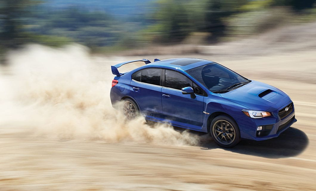 <br>The WRX STI features an STI-exclusive Subaru Symmetrical All-Wheel Drive system with a Driver Controlled Center Differential (DCCD) for customizable performance.<br><br><br>
