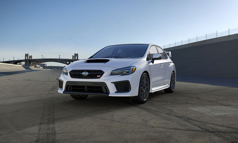 Explore The New 2018 Subaru Wrx Amp Wrx Sti