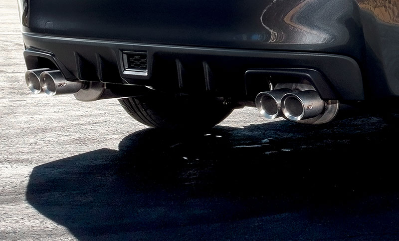 <br>With the STI Performance Exhaust System, you can make your exhaust system sound better, flow better, and look better.