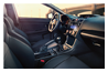 <br>Around every corner, the performance-oriented D-shaped steering wheel puts added control into the hands of the WRX driver.