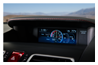 <br>The WRX features a multifunction display, to inform and enhance the driver's senses.