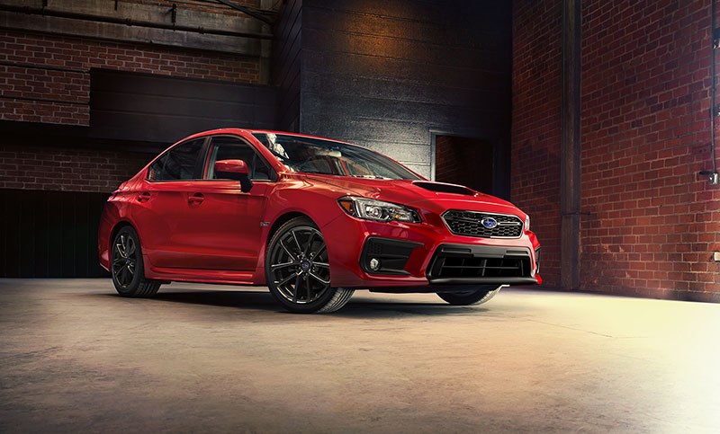 <br>Pound for pound, the WRX is known as one of the most dynamic performance cars on the road today.