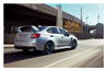 <br>With its aggressive stance and imposing rear spoiler, there's no mistaking the 2018 WRX STI for any other vehicle on the road.